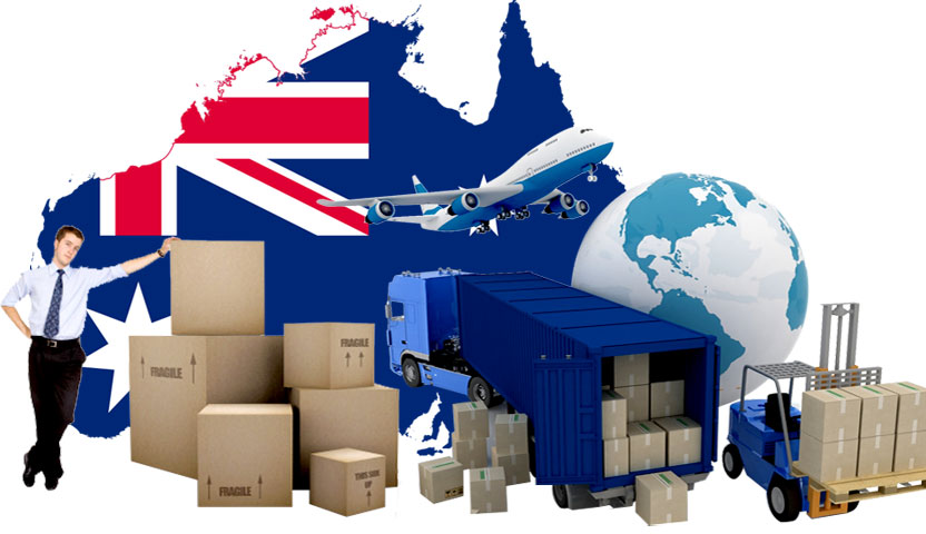 Chuyên vận chuyển hàng hóa, bưu kiện gửi đi Úc (Australia) và ngược lại uy tín, nhanh chóng, chất lượng