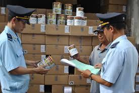 Thủ tục nhập khẩu sữa bột từ Úc